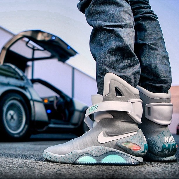 3d Wallpaper Theme For Android Download Nike Air Mag Wallpaper Gallery