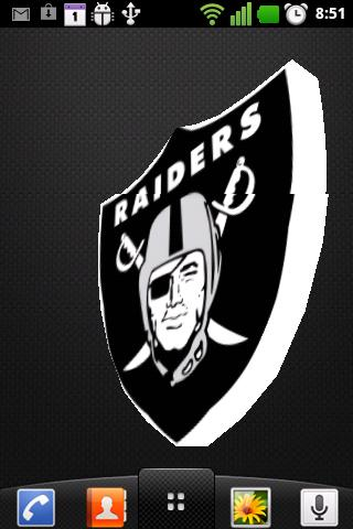 Download Oakland Raiders Live Wallpaper Gallery