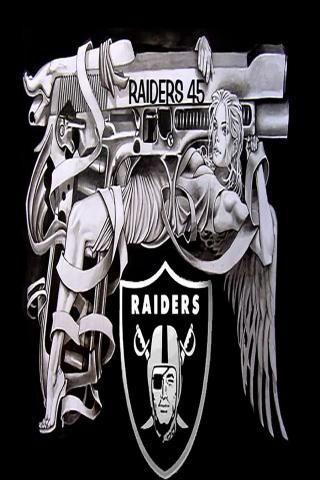 Download Oakland Raiders Live Wallpaper Gallery