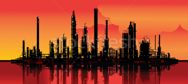 Android Animated Wallpaper For Iphone Download Oil Refinery Wallpaper Gallery