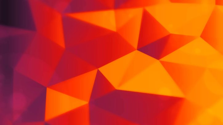 3d Windows Phone Wallpaper Download Orange Geometric Wallpaper Gallery