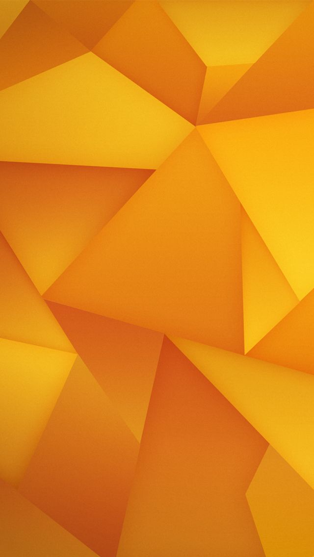 3d Wallpaper For Android Phone Free Download Download Orange Geometric Wallpaper Gallery
