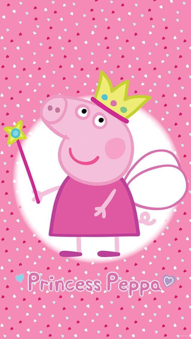 Baby Girl Wallpaper Borders Pink And Purple Download Peppa Pig Pictures Wallpapers Gallery