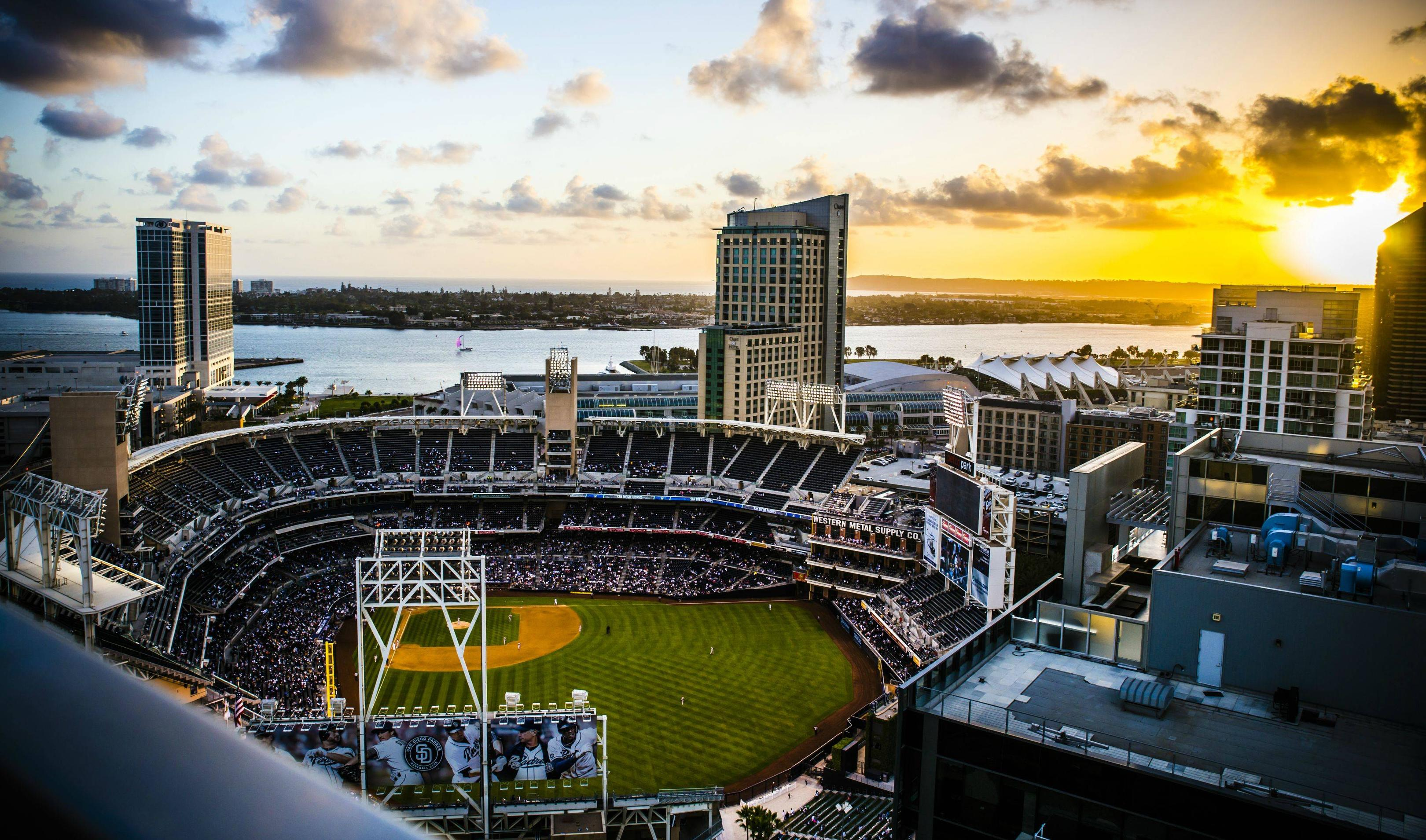 San Diego Iphone Wallpaper Download Petco Park Wallpaper Gallery