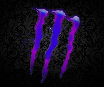 Free 3d Hulk Wallpaper Download Pink Monster Energy Wallpaper Gallery
