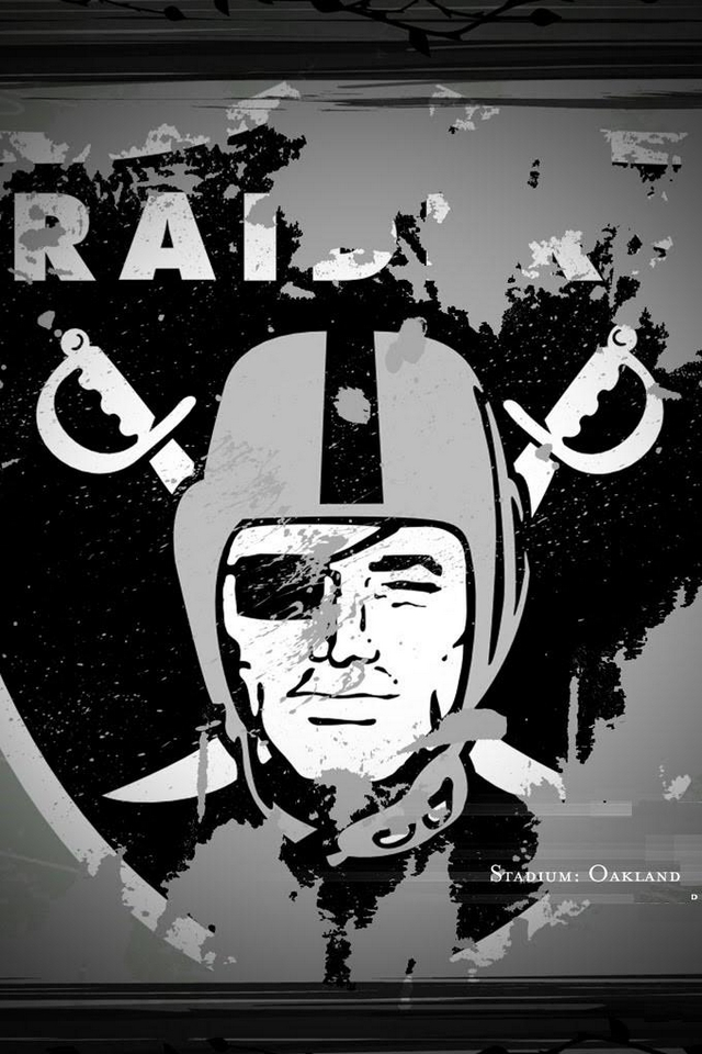 Free 3d Oakland Raiders Live Wallpaper Download Raiders Iphone Wallpaper Gallery