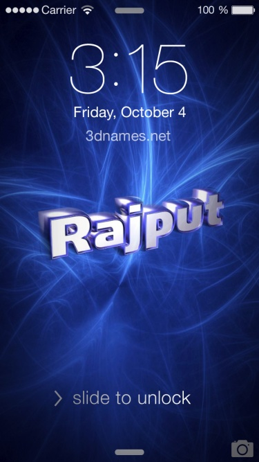 Download Free 3d Wallpapers For Windows 8 Download Rajput Name Wallpaper Gallery
