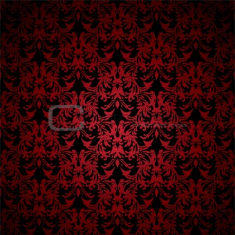 3d Purple Tiger Wallpaper Download Red And Black Damask Wallpaper Gallery