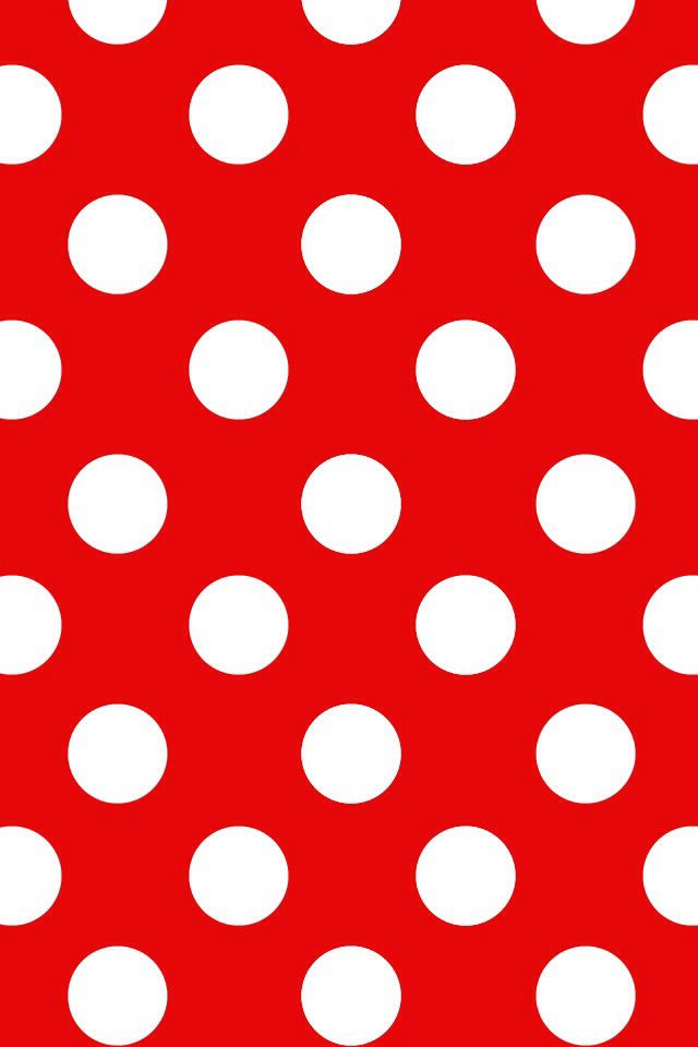 Black Dot Wallpaper Download Red Polka Dots Wallpaper Gallery