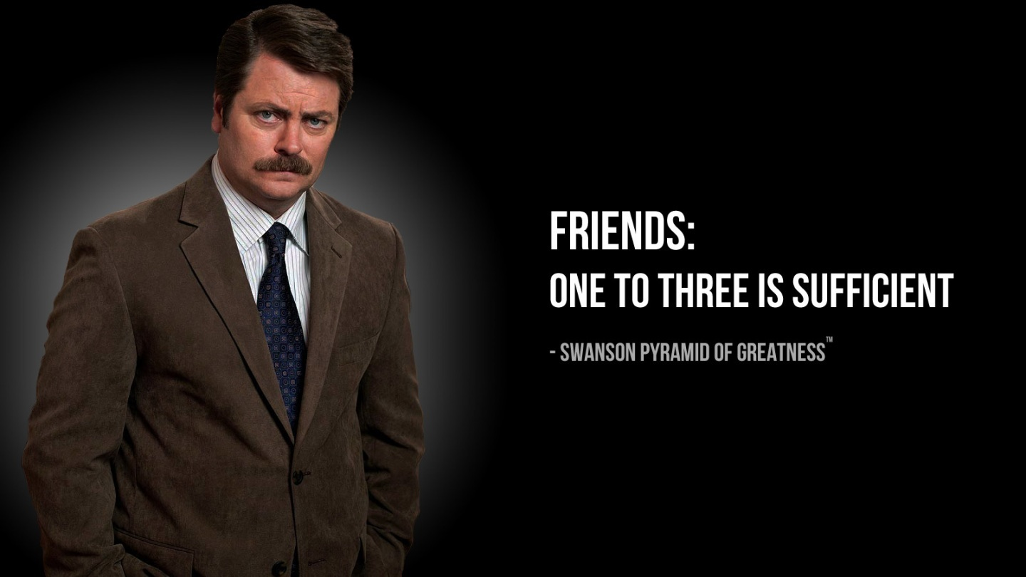 Www Heart Touching Quotes Wallpapers Com Download Ron Swanson Pyramid Of Greatness Wallpaper Gallery