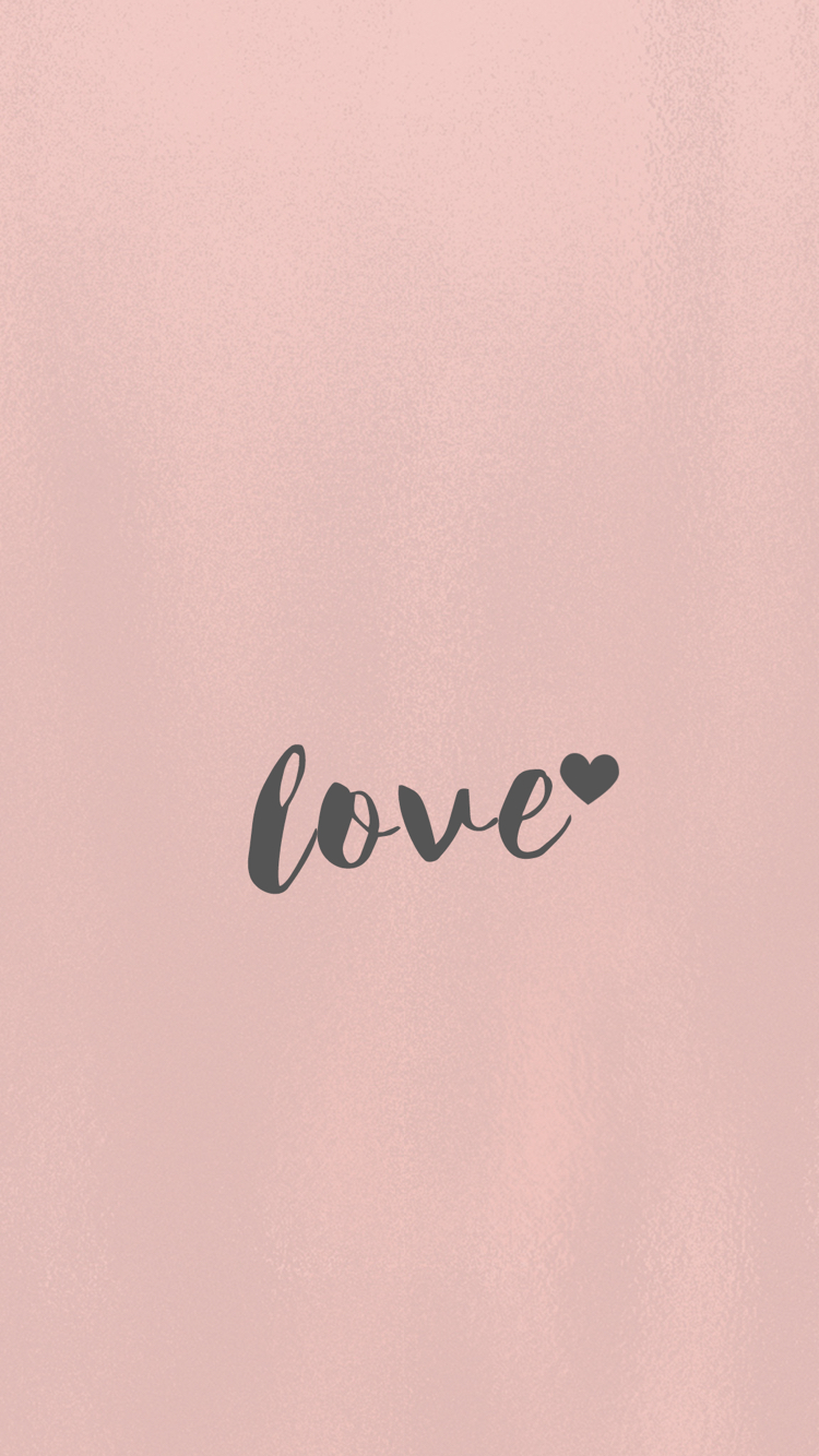 Sad Love Quotes Hd Wallpaper Free Download Download Rose Gold Iphone Wallpaper Gallery