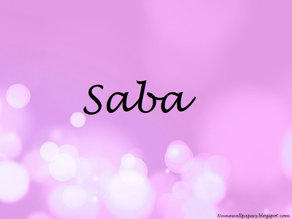 As 3d Name Wallpaper Download Saba Name Wallpaper Download Gallery