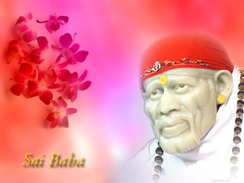 Sai Baba Hd 3d Wallpaper Download Download Sai Baba Desktop Wallpaper Full Size Gallery