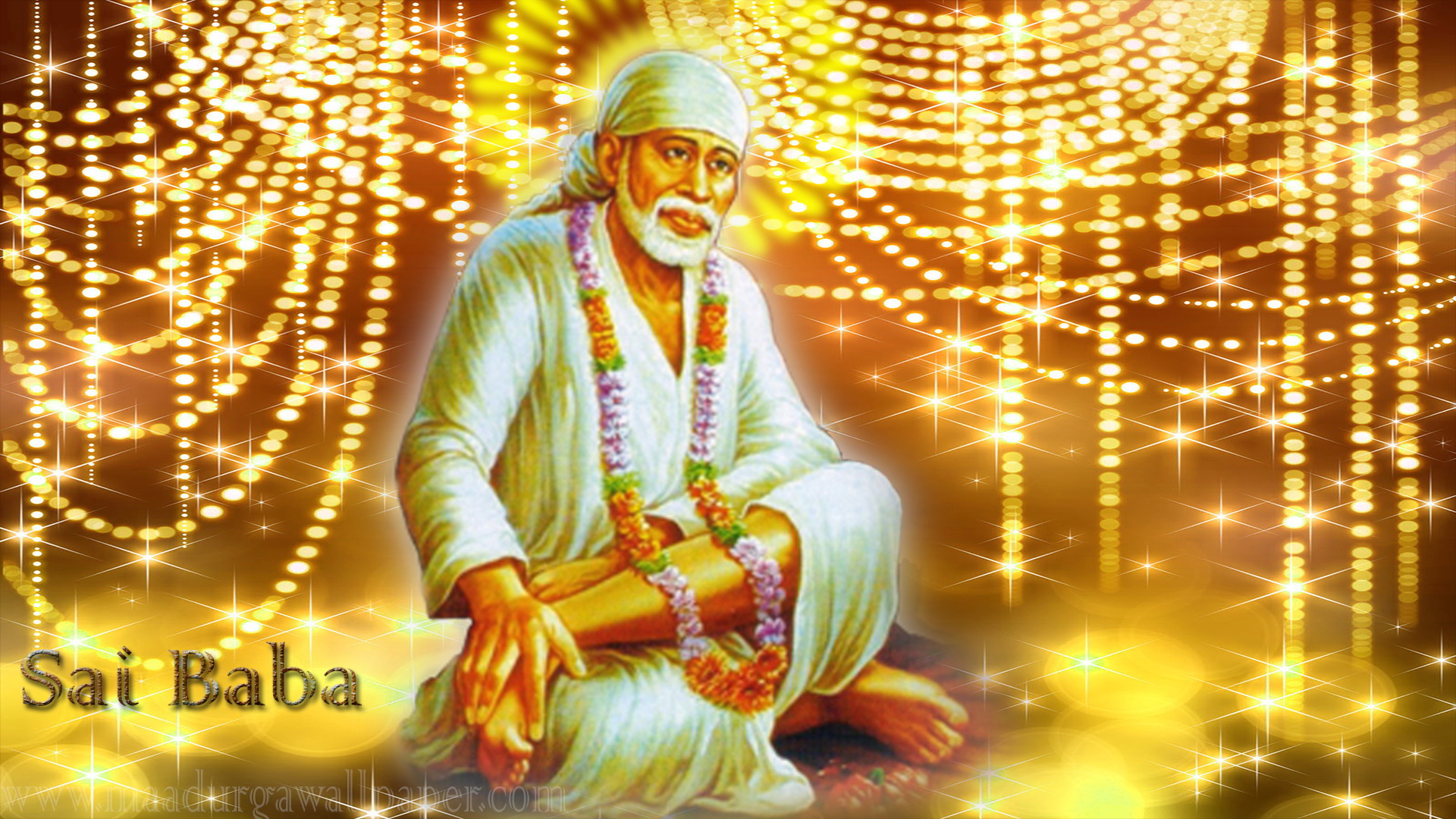 Sai Baba Hd 3d Wallpaper Download Download Sai Baba Wallpapers Gallery