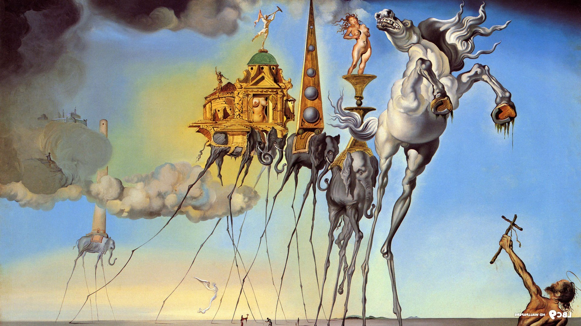 Love Wallpapers With Quotes Free Download Download Salvador Dali Paintings Wallpapers Gallery