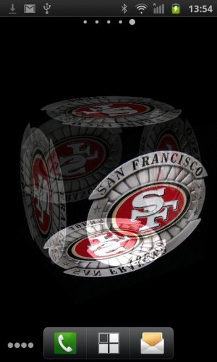 Download San Francisco 49ers Live Wallpaper Gallery