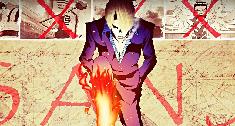 One Piece 3d Wallpaper For Android Phone One Piece Sanji Wallpaper