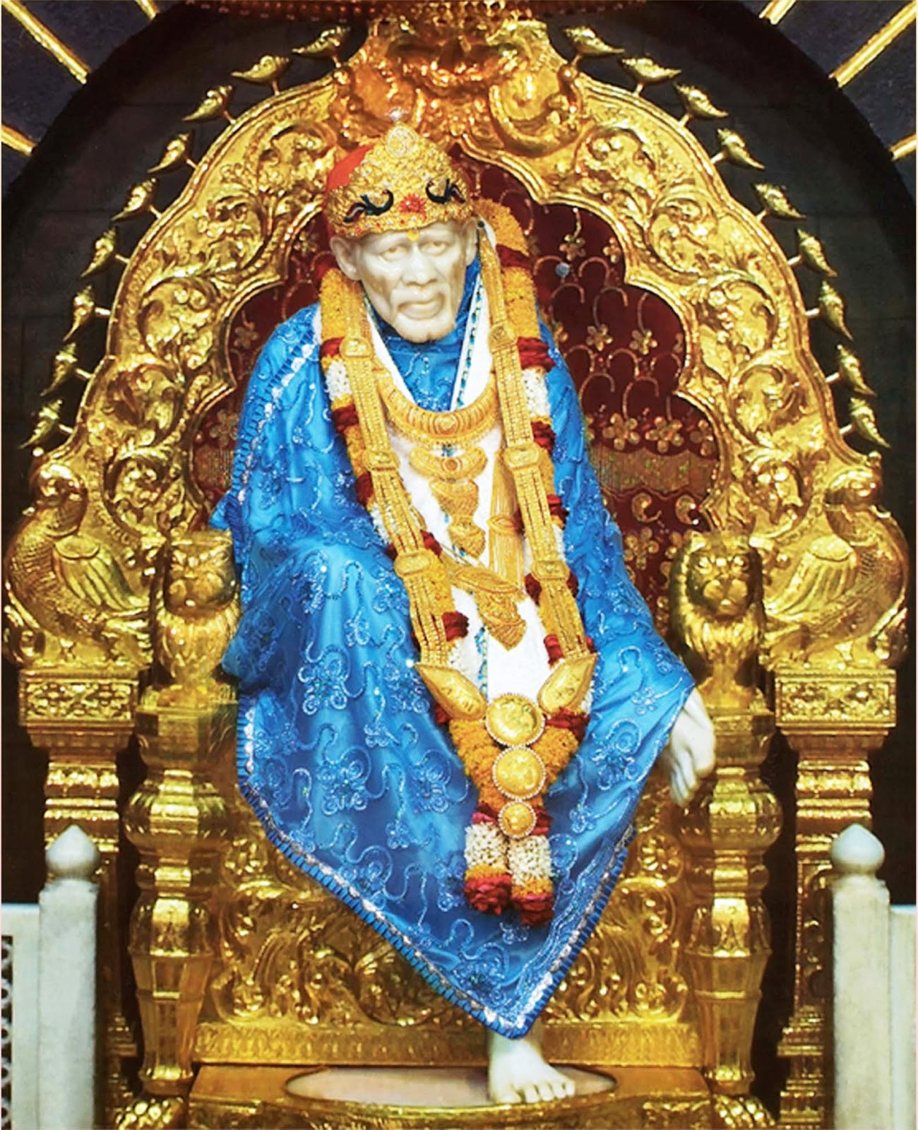 Iphone 4 Live Wallpaper Download Shirdi Sai Baba Hd Wallpapers For Mobile Gallery