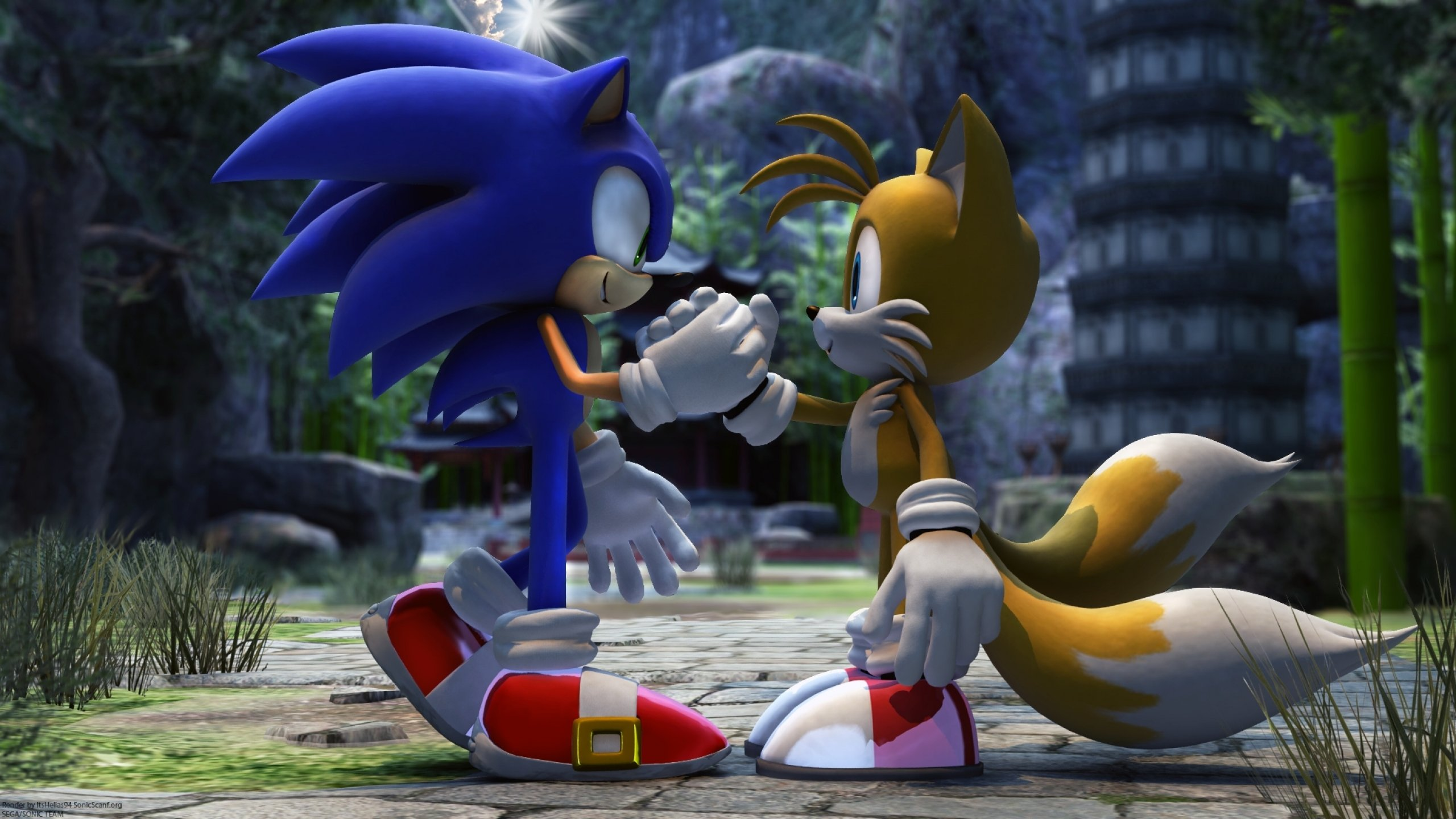 Cute Cartoon Horse Wallpaper Download Sonic And Tails Wallpaper Gallery