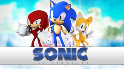 Download Sonic HD Wallpaper Gallery