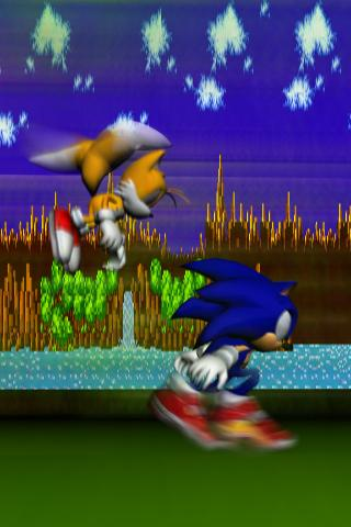 Download Sonic The Hedgehog Live Wallpaper Gallery