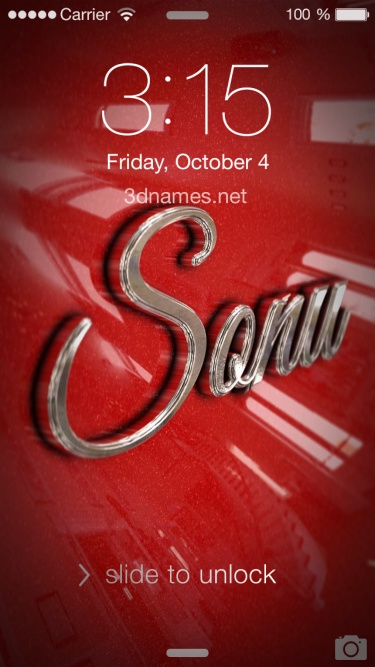 3d Live Wallpapers Hd Download Sonu Name Logo Wallpaper Gallery