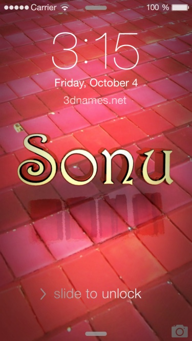 As 3d Name Wallpaper Download Sonu Name Wallpaper Gallery