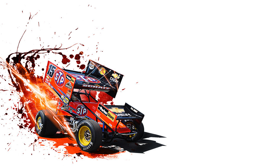 Download New 3d Wallpapers For Pc Download Sprint Car Wallpaper Gallery