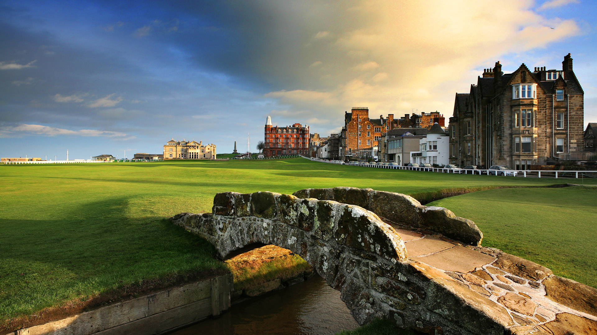 Pictures Of Fall Wallpapers Download St Andrews Golf Wallpaper Gallery