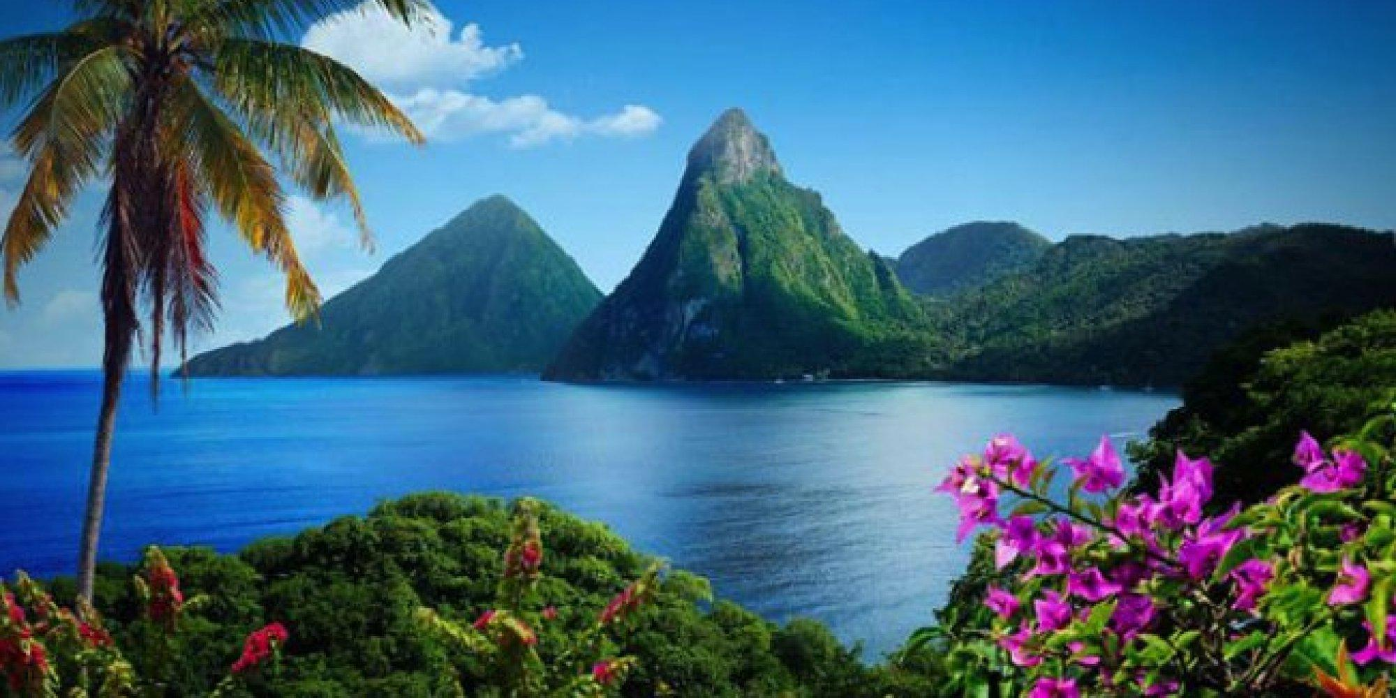 3d Desktop Live Wallpaper Download St Lucia Wallpaper Gallery