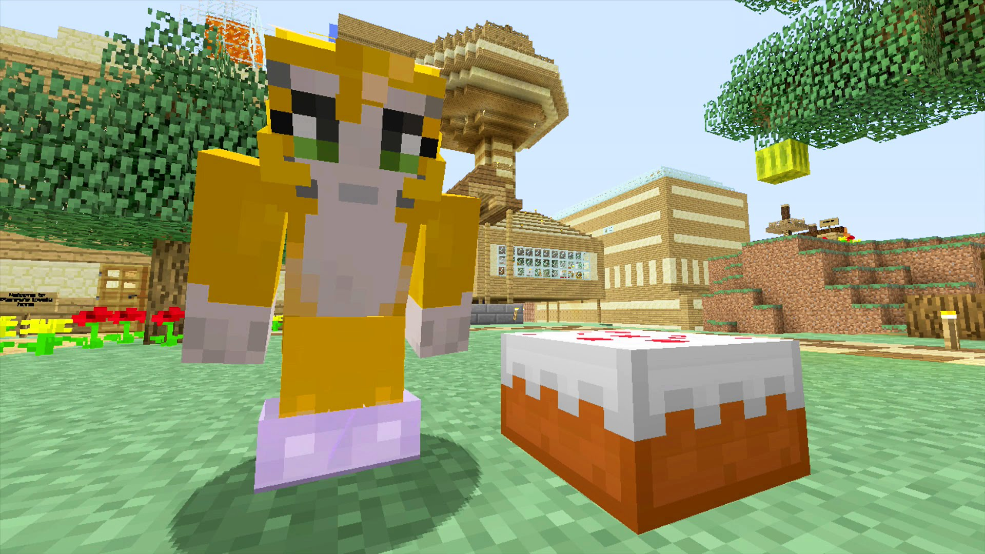 Animated Dual Screen Wallpaper Download Stampy Cat Wallpapers Gallery