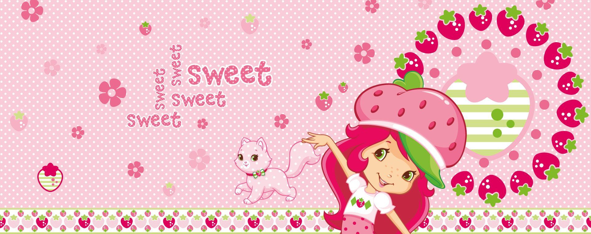 Barbie 3d Live Wallpaper Download Strawberry Shortcake Wallpaper Gallery