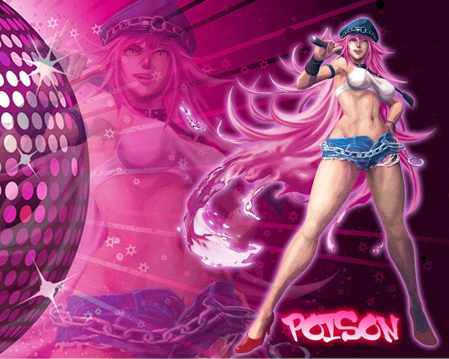 Pretty Full Wallpapers Disney Quotes Download Street Fighter Poison Wallpaper Gallery