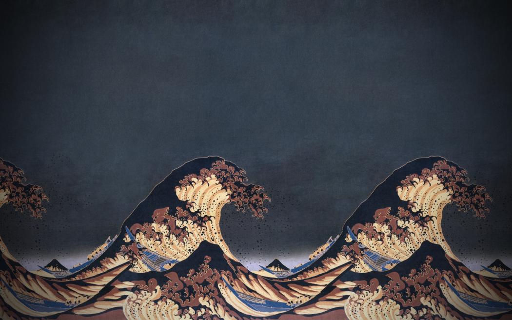 Pokemon 3d Live Wallpaper Download The Great Wave Off Kanagawa Wallpaper Gallery