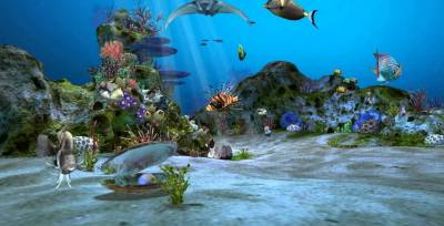 Download The Real Aquarium Live Wallpaper Gallery