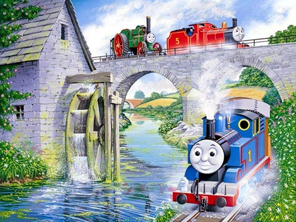 3d Holi Wallpapers Free Download Download Thomas The Train Wallpaper Gallery