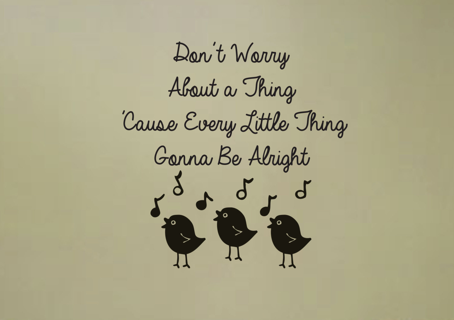 Funny Quote Hindi Wallpaper Download Three Little Birds Wallpaper Gallery