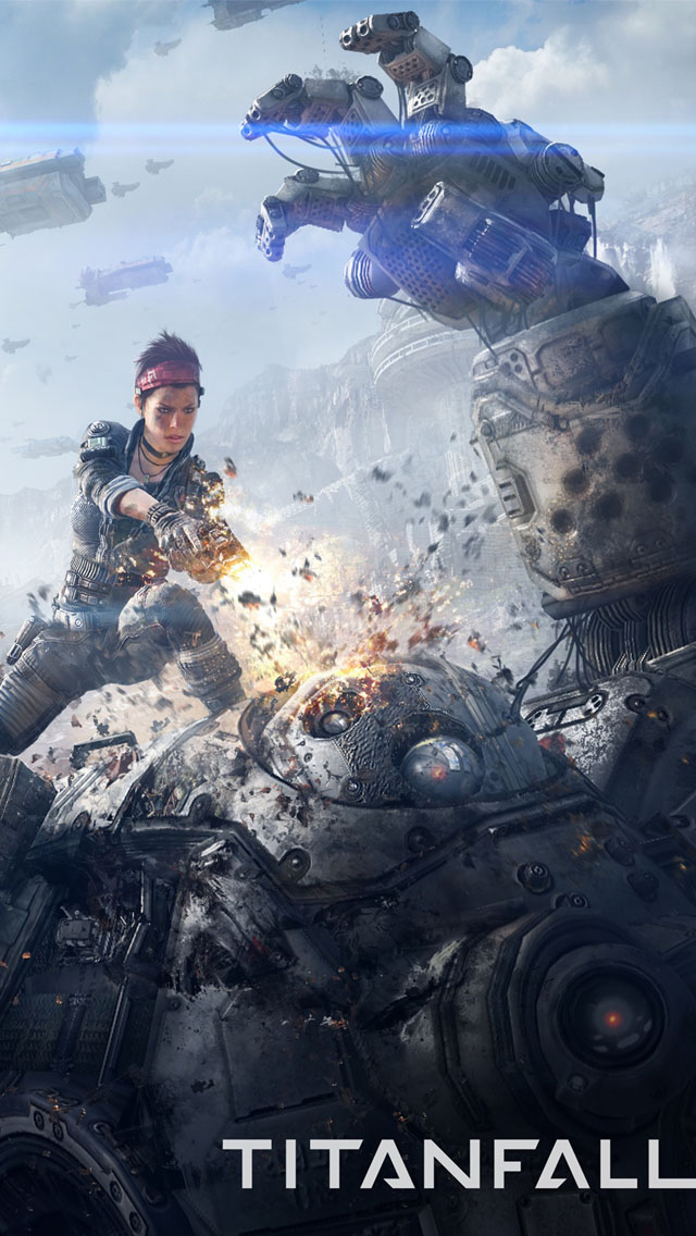 Cute Female Wallpapers Download Titanfall Wallpaper Iphone Gallery