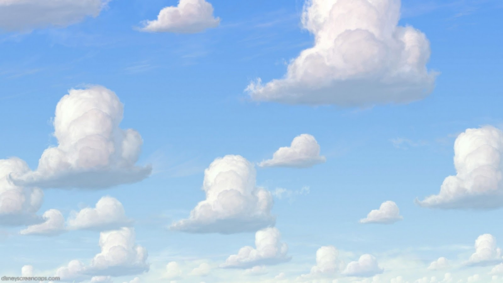 3d Wallpaper Maker Free Download Download Toy Story Clouds Wallpaper Gallery