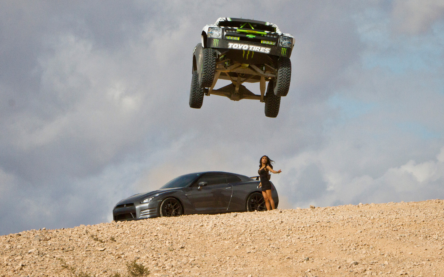 Monster Energy Girls Wallpaper Download Trophy Truck Wallpaper Gallery