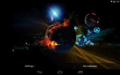 Download Universe Live Wallpaper For Pc Gallery