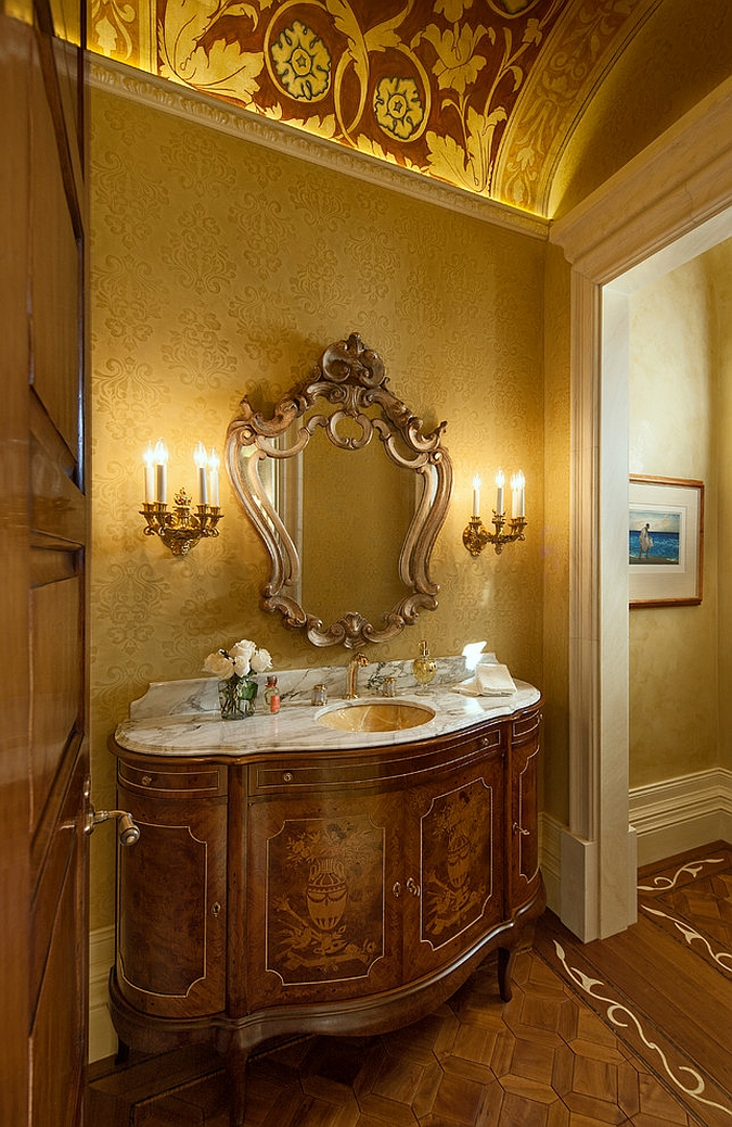 Glam Fall Background Wallpaper Download Using Wallpaper In Bathrooms Gallery