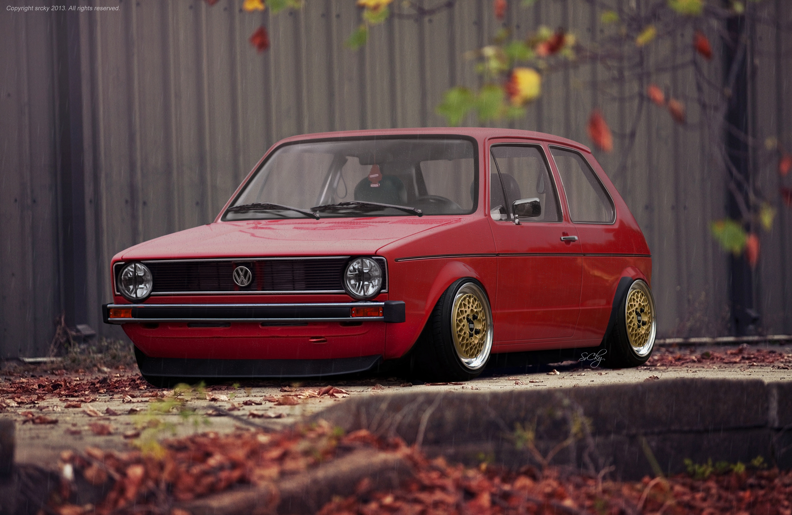 3d Live Wallpaper Hd For Android Download Vw Golf Mk1 Wallpaper Gallery