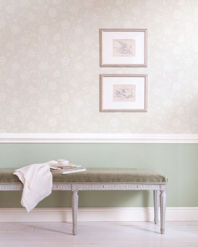 Download Wallpaper Above Picture Rail Gallery