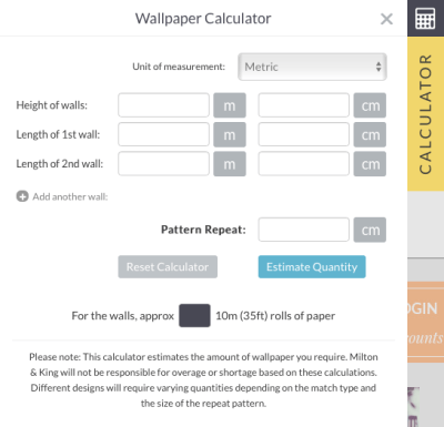 Download Wallpaper Calculator Including Pattern Repeat Gallery