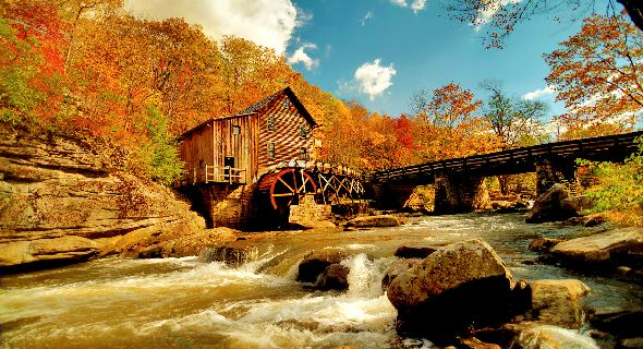 Wallpaper Fall Farmhouse Download Wallpaper Country Scenes Gallery