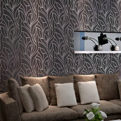 Download Wallpaper Ideas For Living Room Feature Wall Gallery