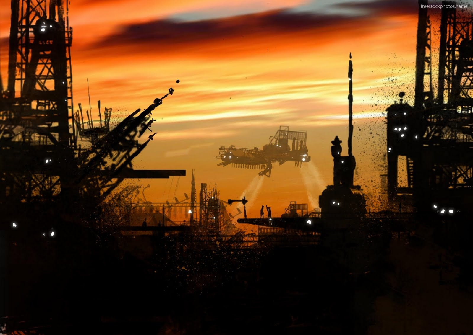 Pc Wallpaper 3d Hd Full Size Download Wallpaper Oil And Gas Gallery