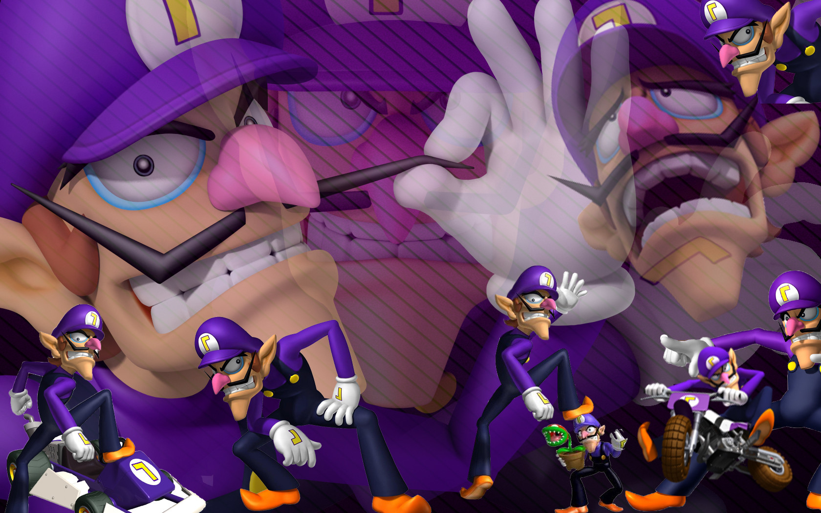 Amazing Funny Quotes Wallpapers Download Waluigi Wallpaper Gallery