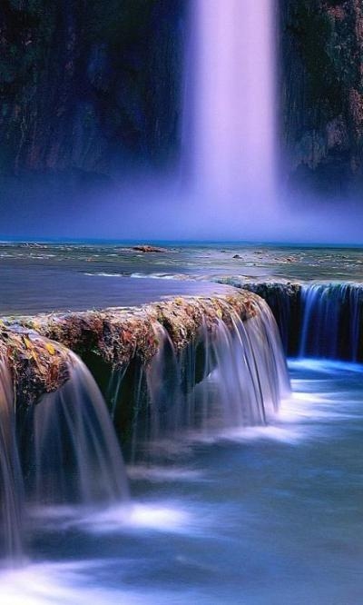 Download Waterfall 3D Live Wallpaper Gallery
